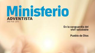 Revista Ministerio 1ºb 2015