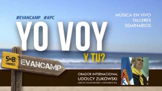 #EVANCAMP 2015 – Soy el Mensaje #APC