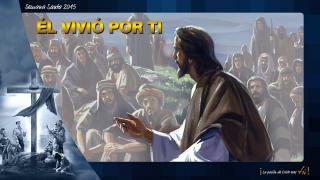 PPT Tema 2: Él vivió por ti – Semana Santa 2015
