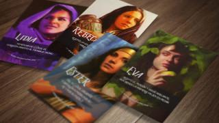 Tarjetas Hijas de Dios – Día internacional de la Mujer 2016