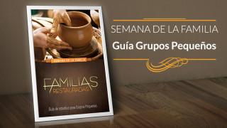 Guía para Grupo Pequeño: Familias Restauradas – Semana de la Familia 2015
