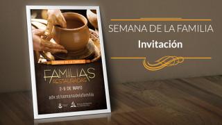 Invitación: Familias Restauradas – Semana de la Familia 2015