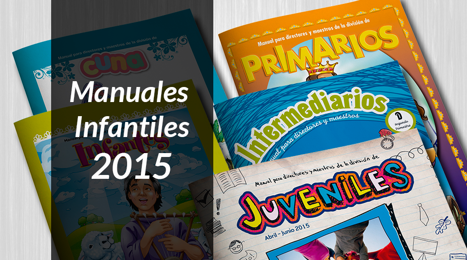 Manuales Infantiles 2015