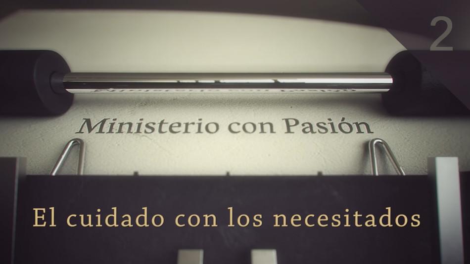 ministério con pasión