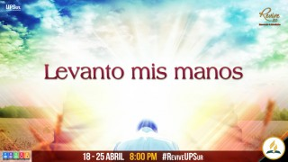 Karaoke – Levanto mis manos Revive 2.0