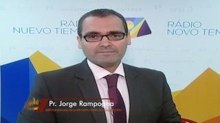 Invitación Pr. Jorge Rampogna a Revive 2.0