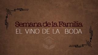 Video 1 El vino de la boda – Familias Restauradas | Semana de la Familia 2015 Pr. Bullón