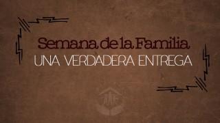 Video 4 Una verdadera entrega – Familias Restauradas | Semana de la Familia 2015 Pr. Bullón
