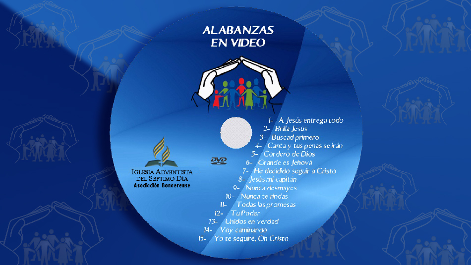 DVD CANTOS GP