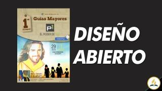 Diseño Abierto – Afiche 1 Camporí Guías Mayores