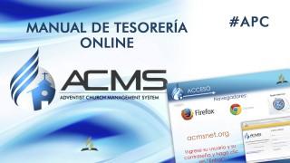 Manual de Tesorería ACMS