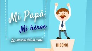 Diseño Banner Dia del Papa