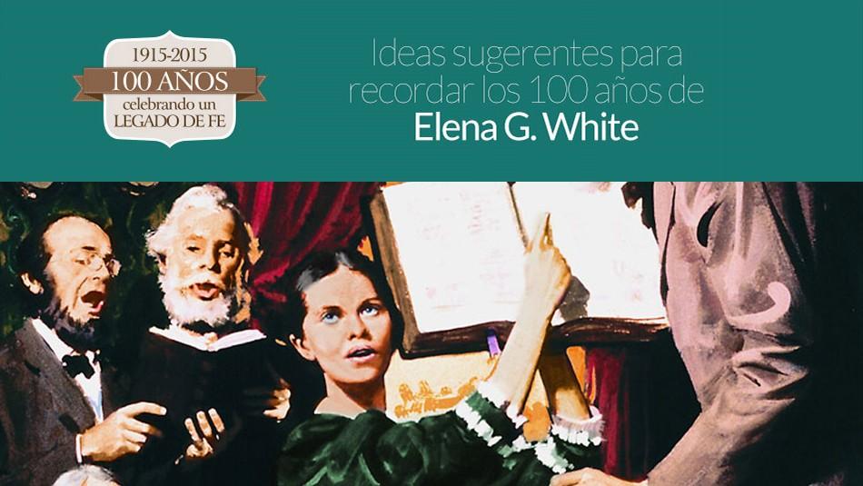materiales centenário elena g white