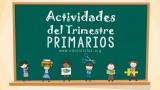 Primarios – Auxiliar Escuela Sabática 25 de julio 2015