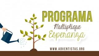 Programa – Multiplicando Esperanza 2015