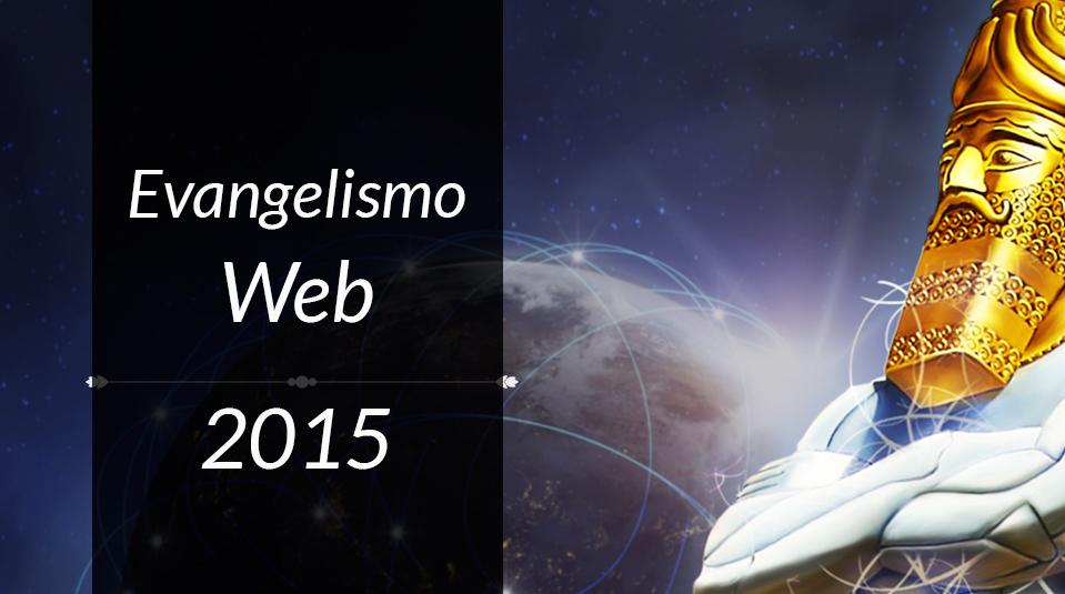 Evangelismo web 2015