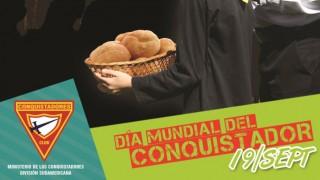 Programación para el día mundial del conquistador 2015