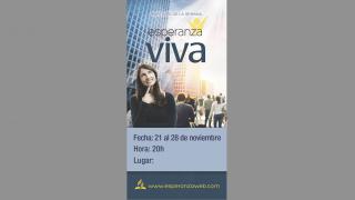 Banner vertical 2: Evangelismo de Cosecha 2015