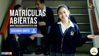 Spot Matrícula 2016 Educación Adventista