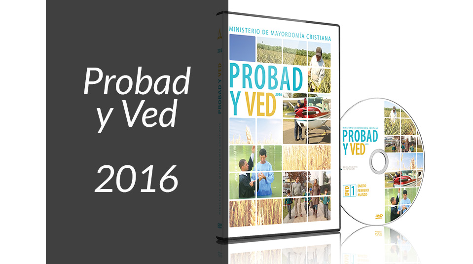 Probad y Ved 2016