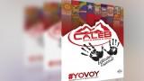 Afiche: Misión Caleb 2016