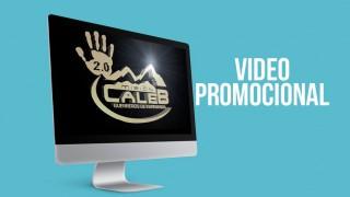Video promocional: Misión Caleb 2016