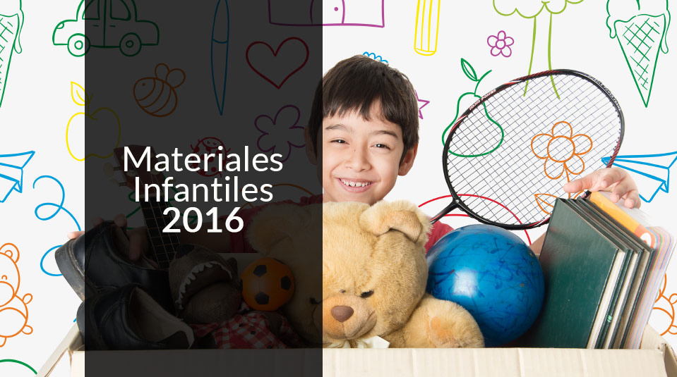 Manuales Infantiles 2016