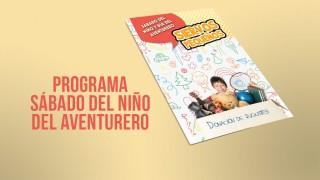 Libreto: Sábado de los niños y aventureros 2016