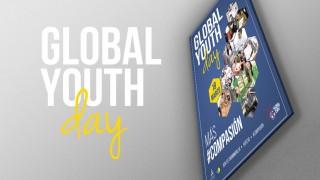 Afiche: Día Mundial del Joven Adventista #globalyouthday 2016