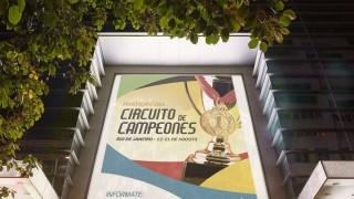 Afiche PSD: Circuito de Campeones 2016
