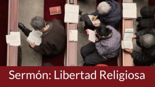 Sermón PDF: Libertad Religiosa