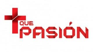 Logo: Más que pasión – Ministerio Joven