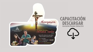 VIDEO: Capacitación Semana Santa 2016