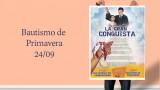 Afiche (psd): Bautismo de Primavera – 2016
