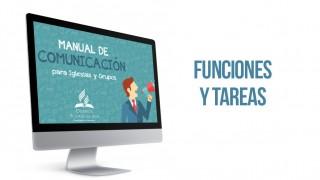 Tema 2: Funciones y tareas – Manual de comunicación para iglesias y grupos