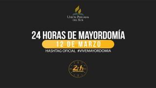 24 Horas de Mayordomía