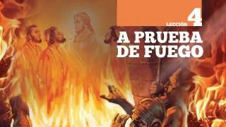 #4 A prueba de fuego –  Biblia Facil – Daniel
