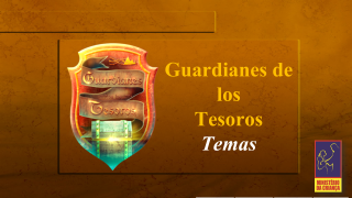 Power point de explicación – Guardianes de los Tesoros