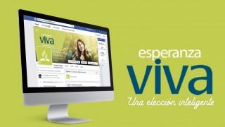 Materiales en las redes sociales – Esperanza Viva