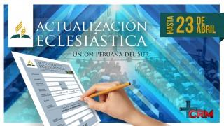 Diseños Actualización Eclesiastica #UPSur