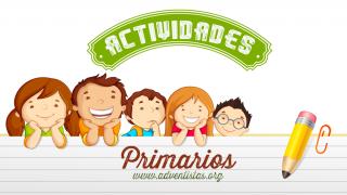 Primarios – 13 agosto 2016 – Auxiliar Escuela Sabática