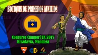 Concurso   Botiquín de primeros auxilios