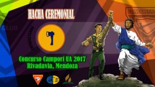 Concurso | Hacha ceremonial
