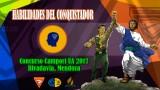 Concurso | Habilidades del conquistador