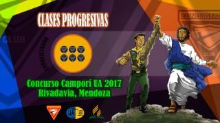 Concurso | Clases progresivas