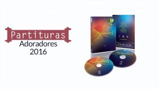 Partituras CD Joven 2016 – Adoradores