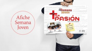 Diseño abierto PSD – Afiche Semana Joven 2016