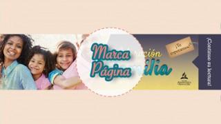 Marca Página: Adoración en Familia 2016