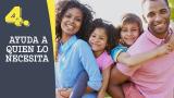 Tema #4 Ayuda a quien lo necesita – Adoración en familia 2016