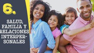 Tema #6 Salud, familia y relaciones interpersonales – Adoración en familia 2016